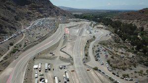 Circuito Zonda : Un maravilloso circuito abandonado en la montaña tiempo de